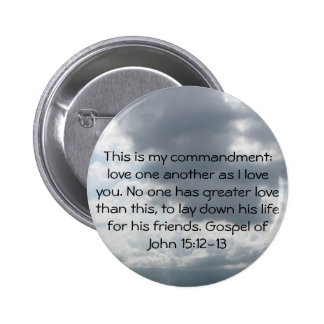 Evangelho do 15 12 de John - 13 Botons
