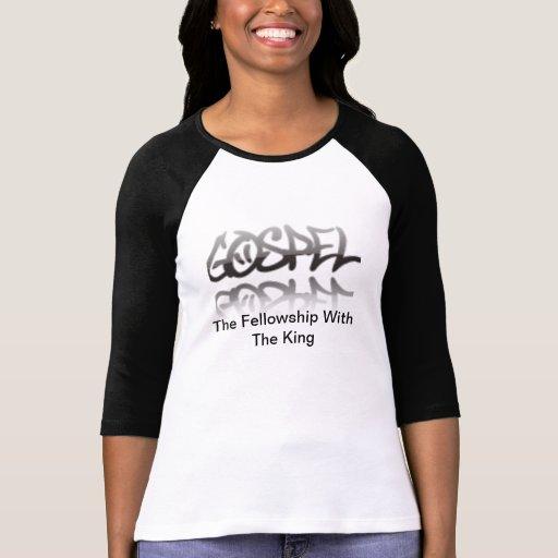 Evangelho Camisetas