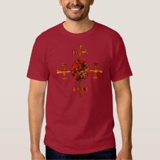 Evangélico-Sunburst T-shirt