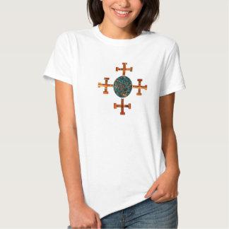 Evangélico-Topázio Camisetas