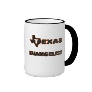 Evangelista de Texas Caneca Com Contorno
