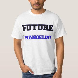 Evangelista futuro tshirts