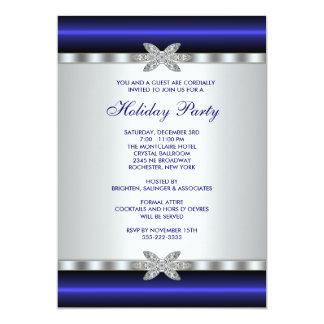 Evento incorporado do azul dos convites da festa