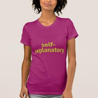 Evidente Tshirts