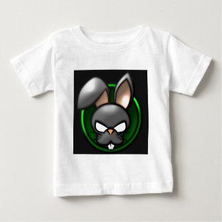 Evil Rabbit Cartoon Camisetas