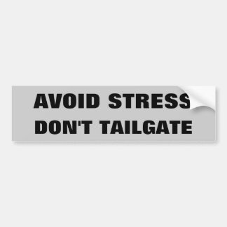 Evite o esforço não fazem bagageira adesivo para carro