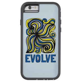 """""""Evolua"""" a capa de telefone resistente de Xtreme"""