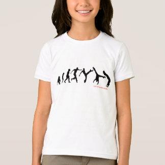 Evolução de Capoeira Camisetas
