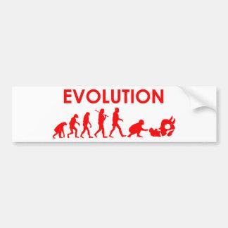 Evolução de Jiu Jitsu Adesivo Para Carro