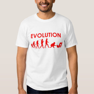 Evolução de Jiu Jitsu Tshirts