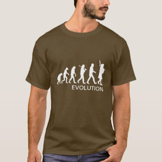 Evolução de uma camiseta de Scot