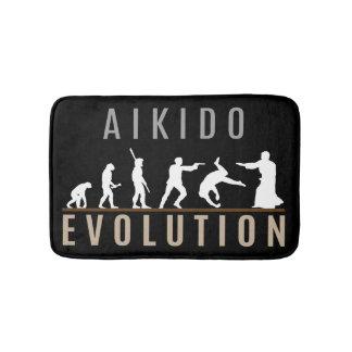 Evolução do Aikido Tapete De Banheiro