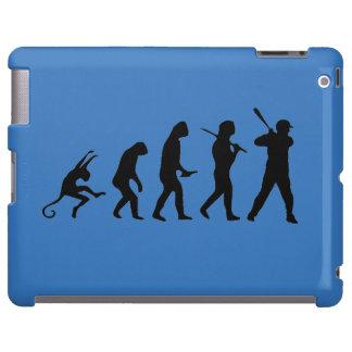 Evolução do basebol - capas de ipad engraçadas capa para iPad
