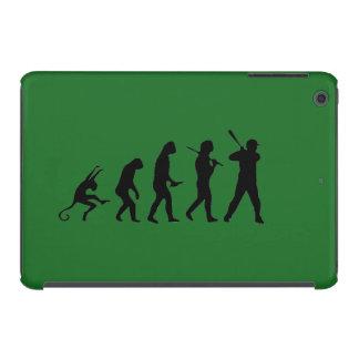 Evolução do basebol - mini caso do iPad engraçado Capa Para iPad Mini Retina