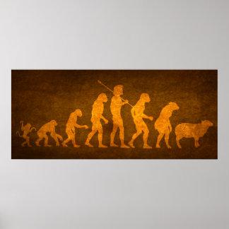Evolução do impressão das massas