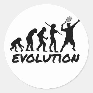 Evolução do tênis adesivo