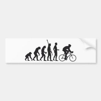 evolution bicycle adesivo para carro