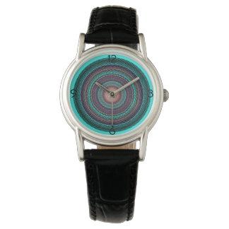 eWatch relógio de pulso Mandala