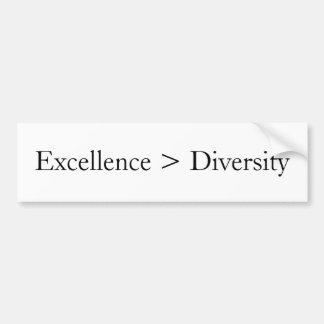 Excelência > diversidade adesivo para carro