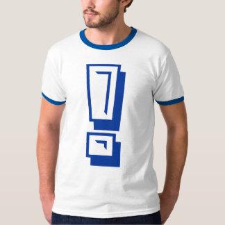 Exclamação Tshirt
