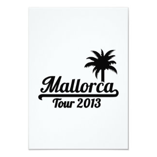 Excursão 2013 de Mallorca Convite