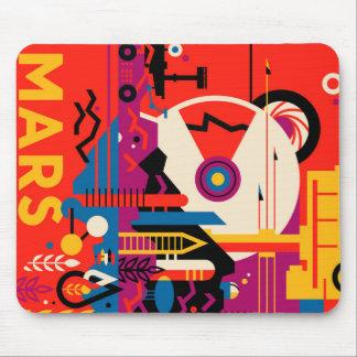 Excursão de Marte Mousepad