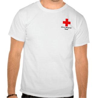 Excursão do hospital de Jim, Tshirts