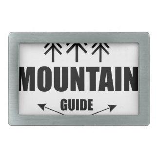 Excursão e aventura, guia da montanha