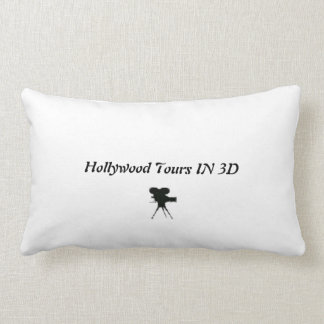 Excursões de Hollywood do Lumbar 13 do travesseiro Almofada Lombar