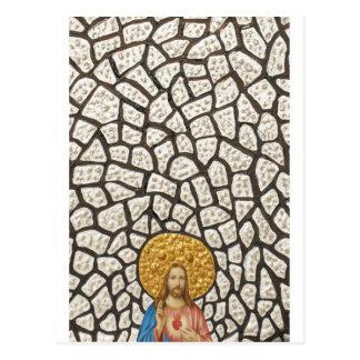 Exemplo 1 de Jesus Cartão Postal