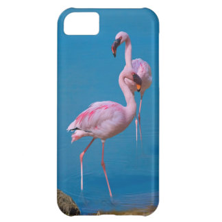 Exemplo cor-de-rosa da case mate do iPhone 5 do Capa Para iPhone 5C