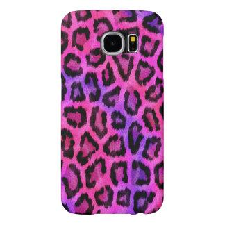 Exemplo cor-de-rosa de Leo Capas Samsung Galaxy S6