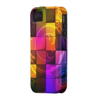 Exemplo da case mate da arte abstracta 20 capas para iPhone 4/4S