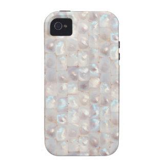 Exemplo da case mate da madrepérola capas para iPhone 4/4S