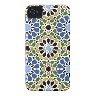 Exemplo da case mate do iPhone 4 do azulejo do Capinha iPhone 4