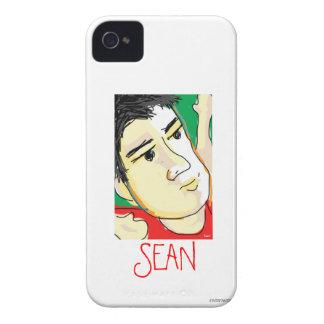 Exemplo da case mate do iPhone 4 do esboço de Sean Capa Para iPhone