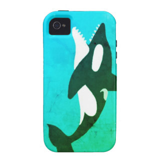 exemplo da orca do iPhone 4/4s Capinhas Para iPhone 4/4S