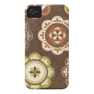 Exemplo de Brown iphone4 Capa Para iPhone 4 Case-Mate