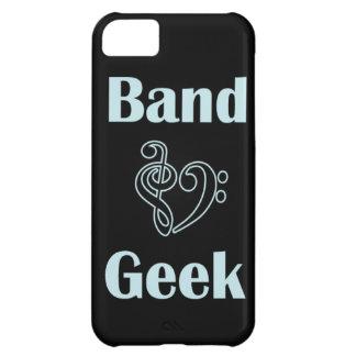 Exemplo de Iphone 5 do geek da banda Capa Para iPhone 5C