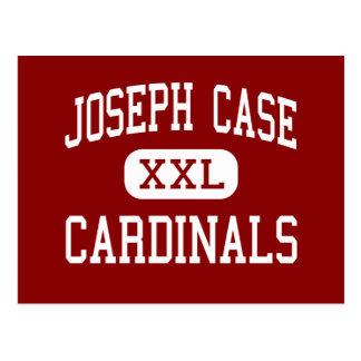 Exemplo de Joseph - cardeais - mais velho - Swanse Cartoes Postais