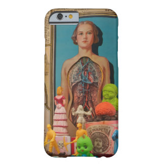 Exemplo de Mary Shelley Smartphone (fêmea) Capa Barely There Para iPhone 6