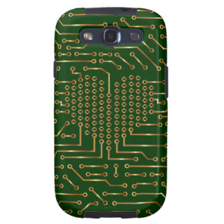 Exemplo de Samsung S3 do geek da Olá!-Tecnologia Capas Personalizadas Samsung Galaxy S3