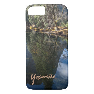 Exemplo de Yosemite Smartphone do rio de Merced Capa iPhone 7