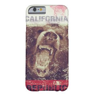 Exemplo do companheiro do orgulho de Cali Capa Barely There Para iPhone 6