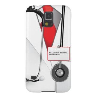 Exemplo do doutor Medicina Samsung Galáxia Nexo Capa Para Galaxy S5