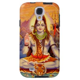 Exemplo do senhor Shiva Meditating Samsung Galáxia Capa Para Galaxy S4
