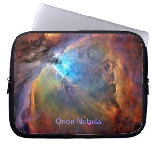 Exemplo dos eletrônicos da galáxia do espaço da capas de computadores notebooks