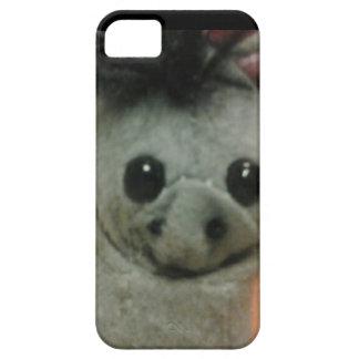 Exemplo enchido engraçado/bonito do asno capa para iPhone 5