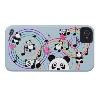 Exemplo engraçado do companheiro das pandas