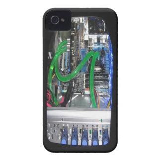 exemplo engraçado v4 do prato principal capas para iPhone 4 Case-Mate